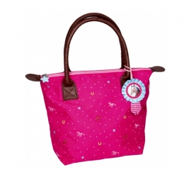 Sac Cheval Rose Amis Des Chevaux