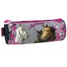 Trousse Ronde Cheval I Love Horses