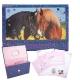 Horses Dreams: Trieur Papier à Lettres Câlin De Chevaux