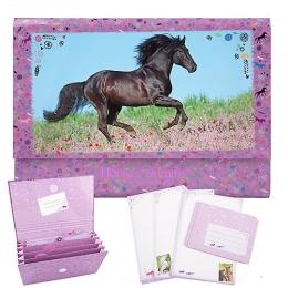 Horses Dreams: Trieur Papier à Lettres Cheval Au Galop