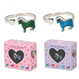 Bague Cheval Emotion Horses Dreams