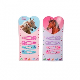 Set Barrettes Cheval Horses Dreams
