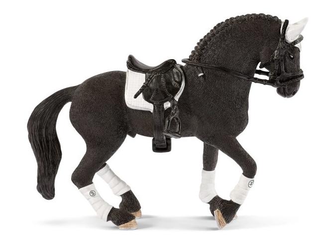 Etalon Frison Schleich Concours Equestre