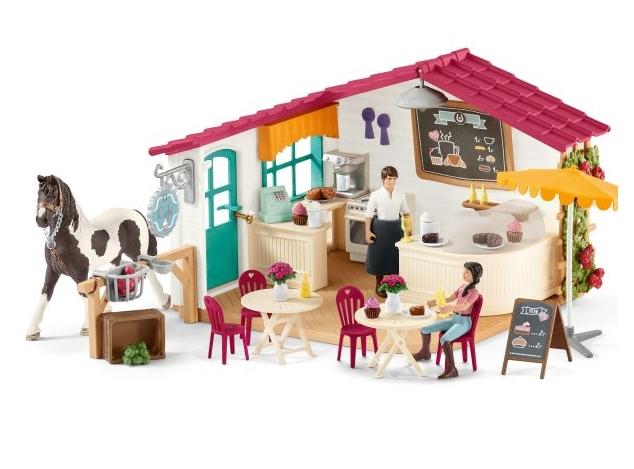 Café Des Cavaliers Schleich