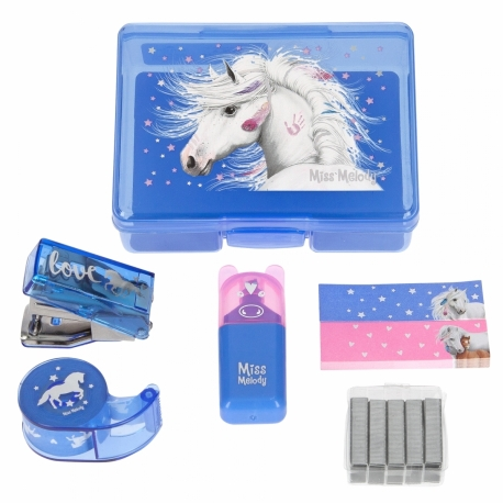 Mini Kit De Bureau Cheval Miss Mélody
