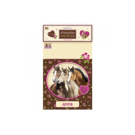 Sachets cadeaux chevaux