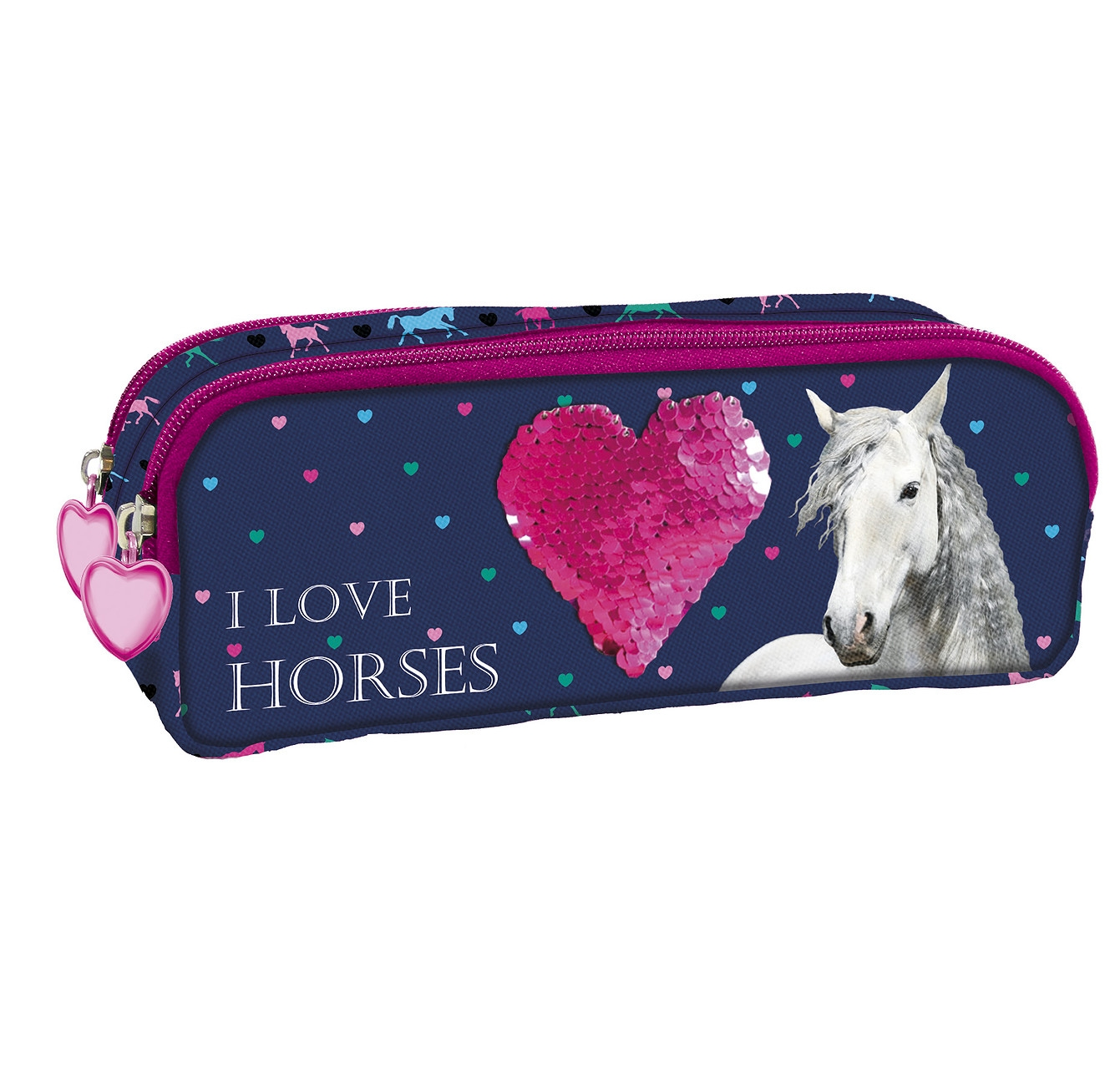 Trousse Cheval Andalou 2 Compartiments