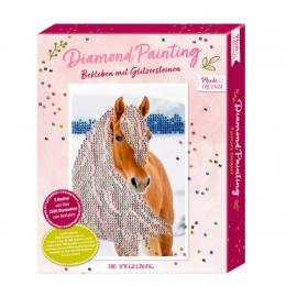 Peinture Diamant Cheval