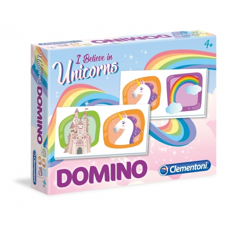 Jeu De Domino Licorne