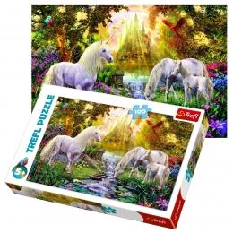 Puzzle Jardin Des Licornes 100 Pièces