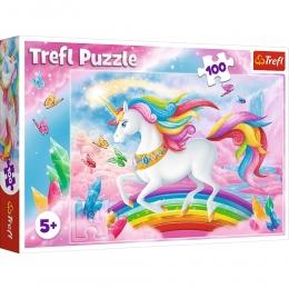 Puzzle Licorne 100 Pièces