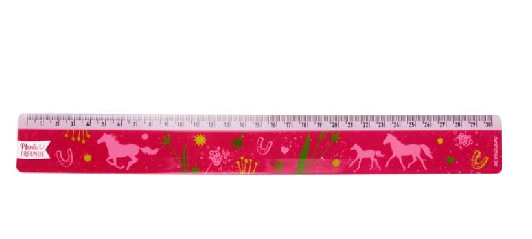 Règle 30 cm Cheval