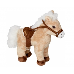 Peluche Cheval Quenny 30 cm
