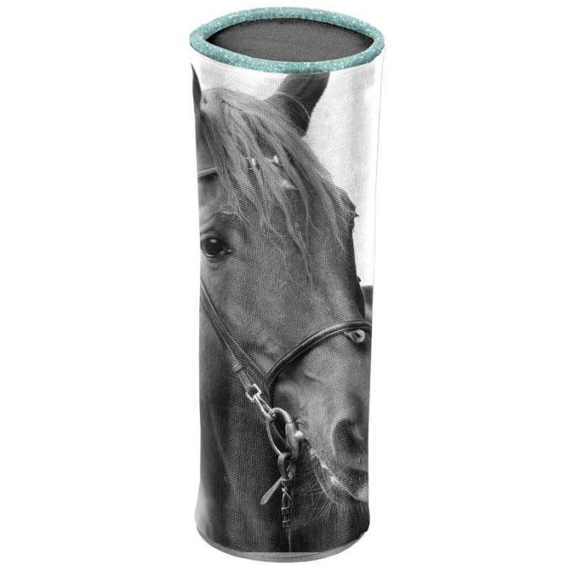 Trousse Ronde Charmant Cheval