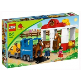 Ecurie Lego Duplo
