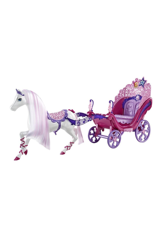 Barbie Calèche Musicale