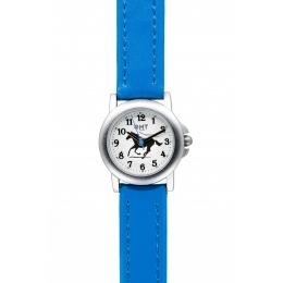 Montre Pédagogique Cheval Bleu