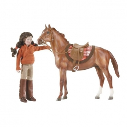 Coffret Grand Galop Lisa et Prancer 1/12