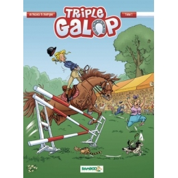 Triple Galop Tome 1