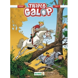 Triple Galop Tome 6