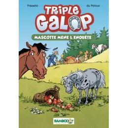 Triple Galop: Mascotte Mène l'Enquête