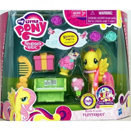 Mon Petit Poney Fluttershy Le Mariage Des Poneys
