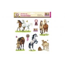 Stickers Pour Vitres Cheval