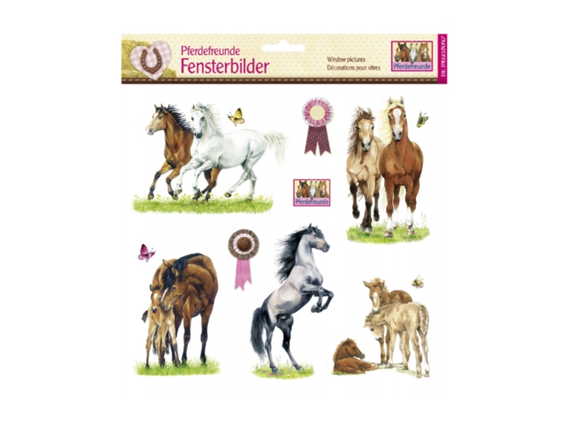 Stickers Pour Vitres Cheval