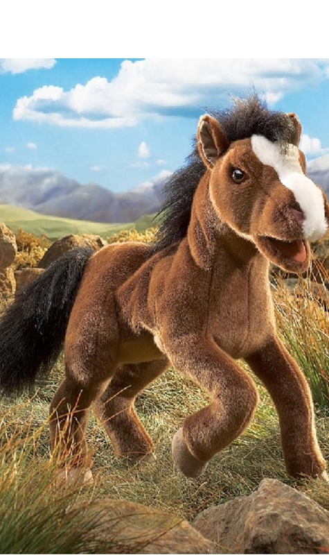 peluche-cheval